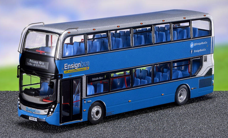 New Northcord Enviro400 MMC in Ensignbus livery