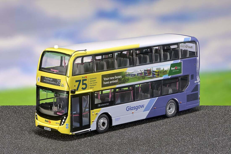 Northcord Model Company UK6514 ADL Enviro400 MMC - First Glasgow (Castlemilk)