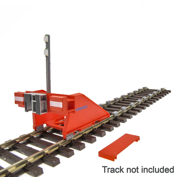 Accurascale Rawie Friction Bufferstop - LED - Coupler Pocket