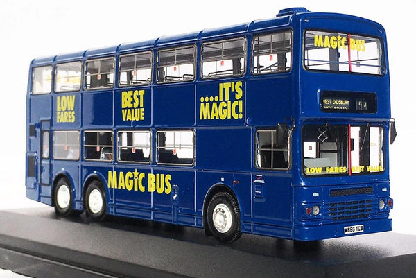 Jotus Stagecoach Dennis Dragon Duple Metsec 11M Magic Bus - 143 West Didsbury