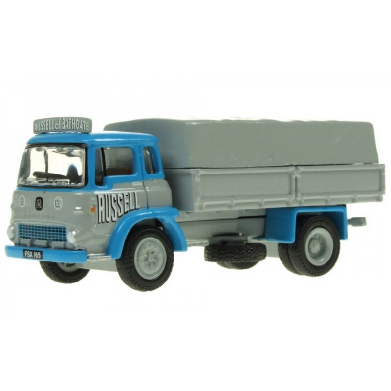 EFE Bedford TK Short Dropside - Russell of Bathgate