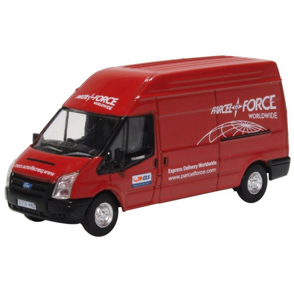 Oxford Diecast 76FT034 Ford Transit MK5 Parcelforce