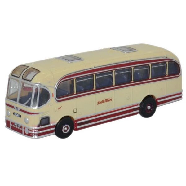 Oxford Diecast NWFA001 Weymann Fanfare South Wales
