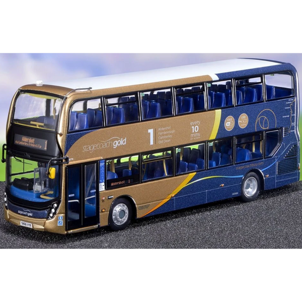 Northcord UK6516 ADL Enviro400 MMC Stagecoach South Gold
