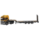 Oxford Diecast NVOL4009 Volvo FH4 Semi Low Loader G F Job