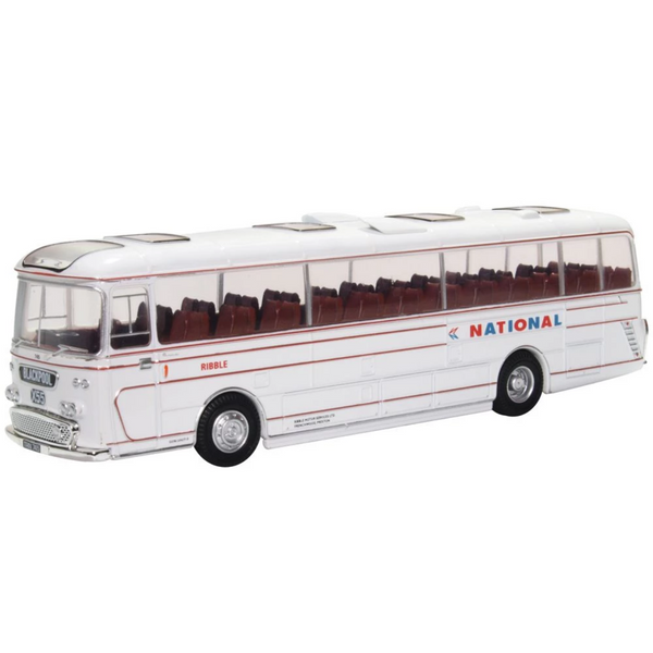 Oxford Diecast 76PAN009 Plaxton Panorama - NBC Ribble