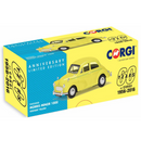 Corgi VA05808 Morris Minor 1000, Highway Yellow - 60th Anniversary Collection