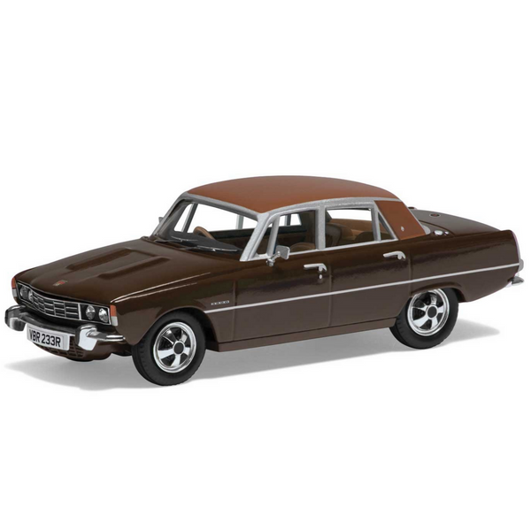 Corgi VA06519 Rover P6 3500 VIP, Brasilia - 60th Anniversary Collection