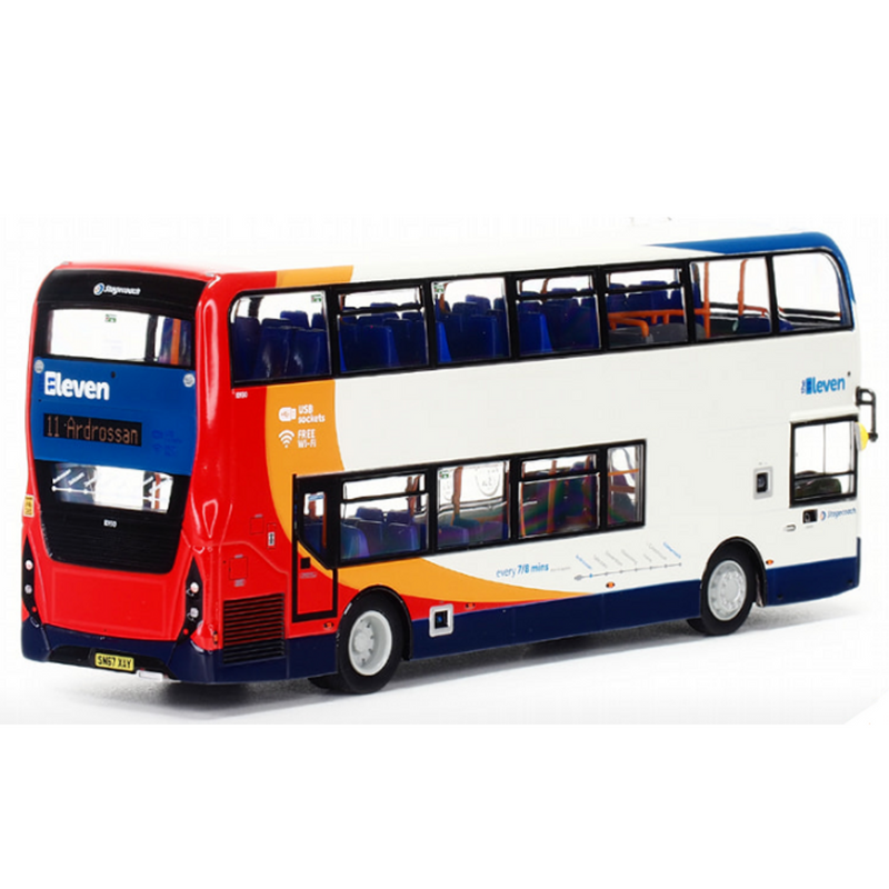 Northcord Model Company UK6511 Stagecoach West Scotland