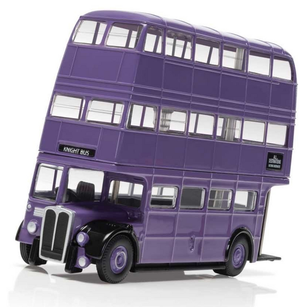 Corgi Harry Potter Triple Decker Knight Bus