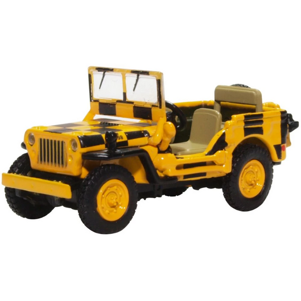 Oxford Diecast 76WMB006 Willys MB RAAF