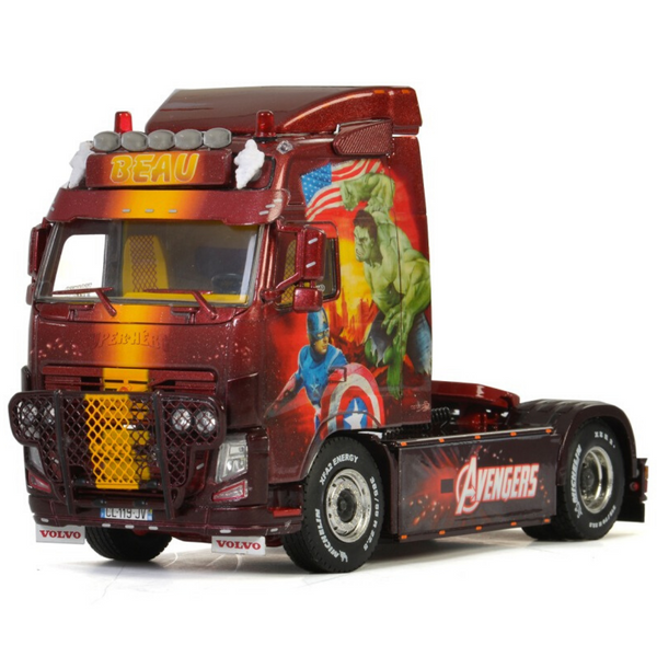 WSI Volvo FH3 Globetrotter 4x2 - Transport Beau (Avengers)