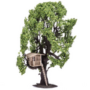 Hornby R7224 Tree (with Tree House)