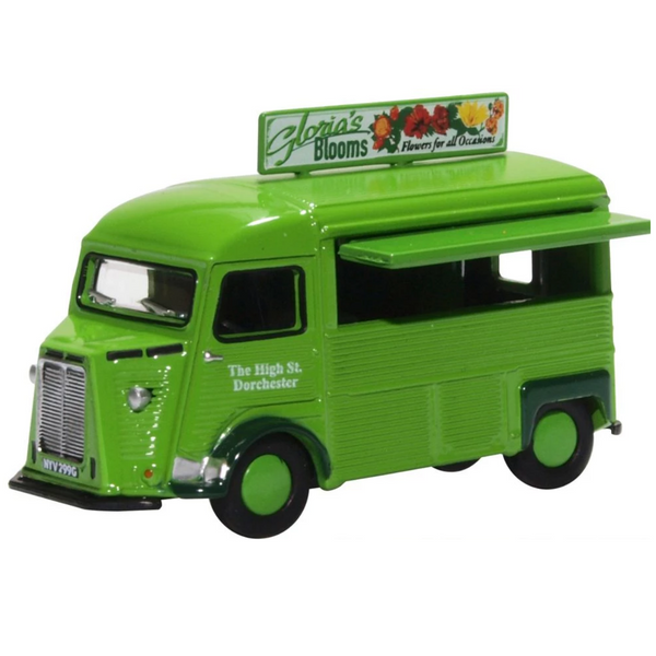 Oxford Diecast Citroen H Catering Van Glorias Blooms