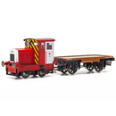 Hornby R3705 John Dewar & Sons, R&H 48DS, 0-4-0, No. 458957