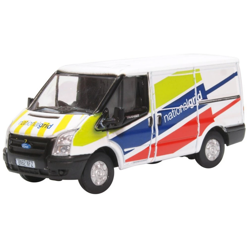 Oxford Diecast 76FT035 Ford Transit MK5 National Grid