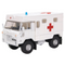Oxford Diecast 76LRFCA003 Land Rover FC Ambulance 24 Field Ambulance, Bosnia