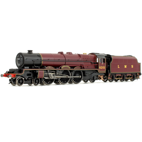 Hornby R3709 LMS, Princess Royal, 4-6-2, 6201 'Princess Elizabeth'