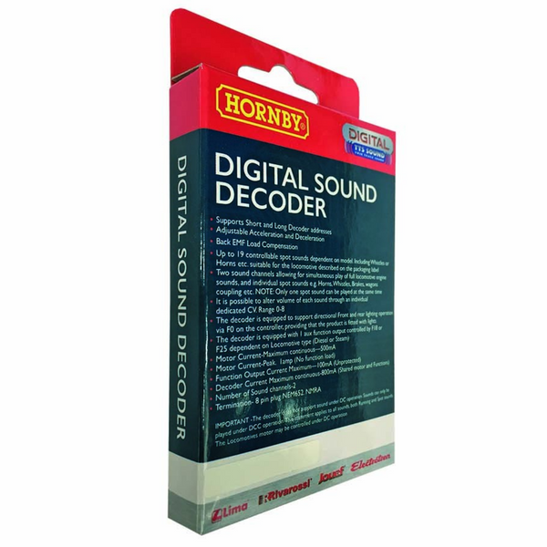 Hornby R7147 TTS Sound Decoder - Princess Royal Class