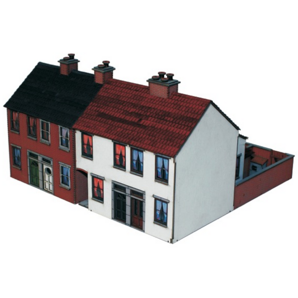 4Ground Trackside Dark Red Roof Tiles & Ridge