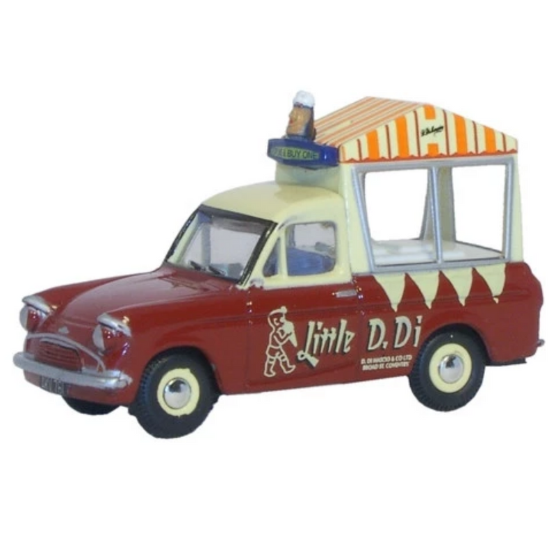 Oxford Diecast 76ANG039 Di Maschios Ice Cream