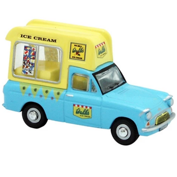 Oxford Diecast 76ANG003 Walls Ice Cream High Top