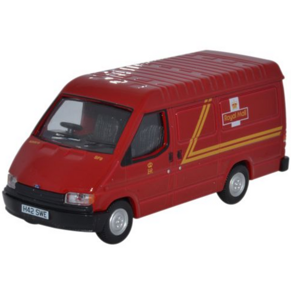 Oxford Diecast 76FT3002 Ford Transit MK3 Royal Mail