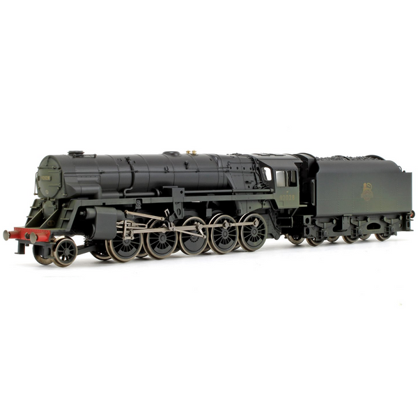 Hornby R3756 BR (Heavily Weathered), Crosti Boiler 9F Class, 2-10-0, 92028
