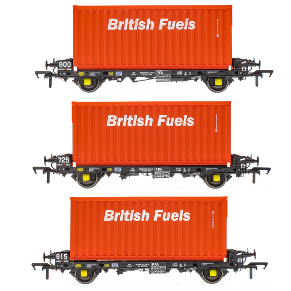 Accurascale PFA - British Fuels Coal Containers G