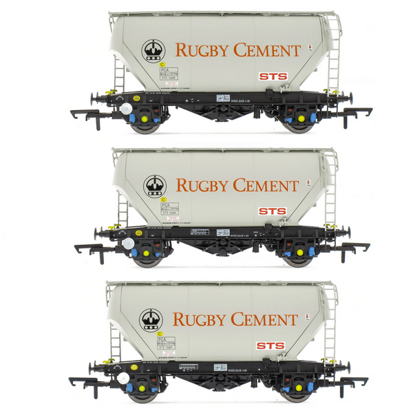 Accurascale PCA Bulk Cement - Rugby Cement Pack I