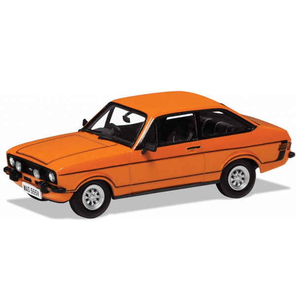 Corgi VA12617 Ford Escort Mk2 1600 Sport - Signal Orange