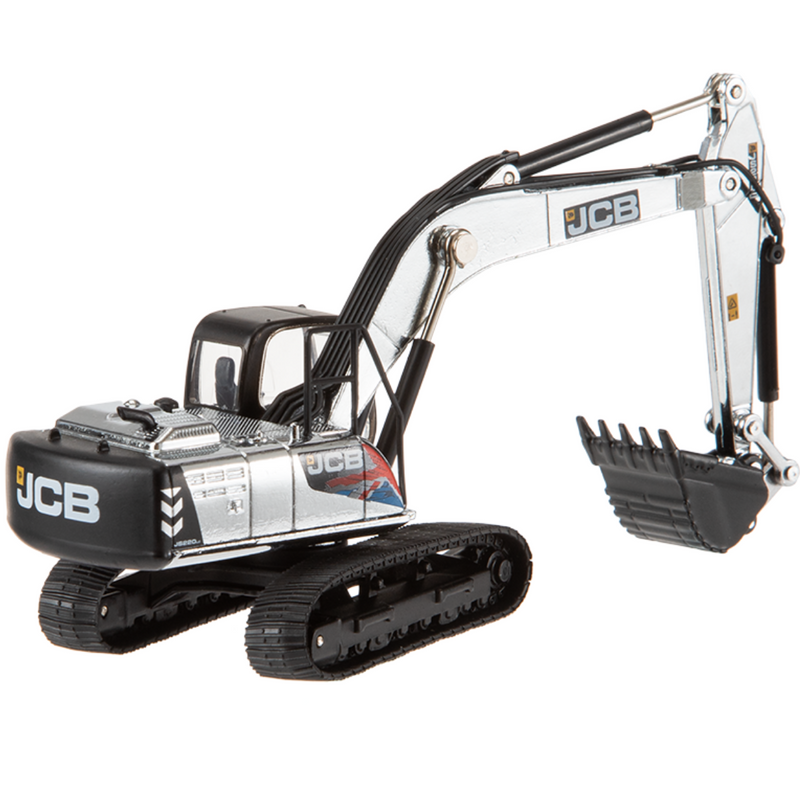 Oxford Diecast 76JS002 JCB JS220 Millionth Machine