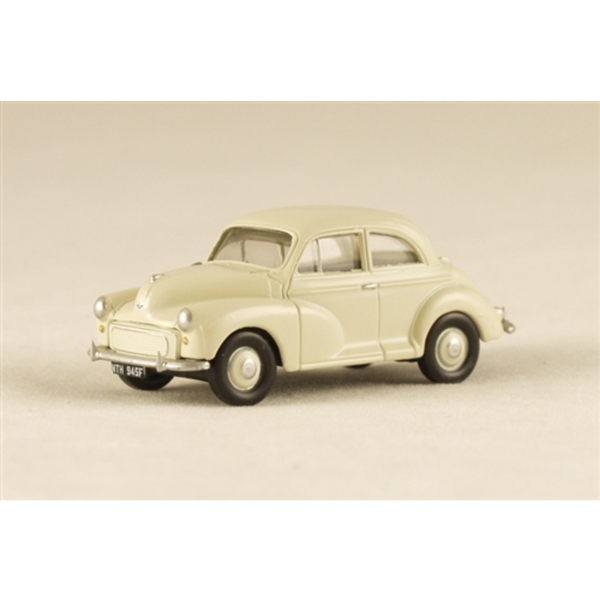 Classix EM76832 Morris Minor 2 Door Saloon Old English White