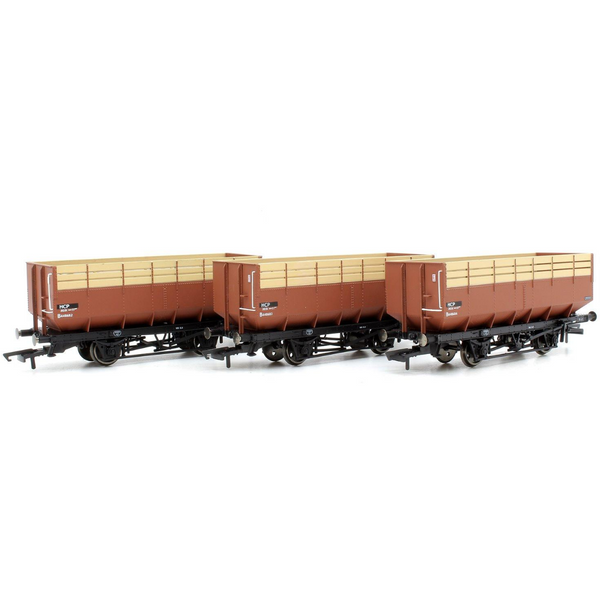 Hornby 20T Coke Hopper Wagons, Three Pack, British Railways