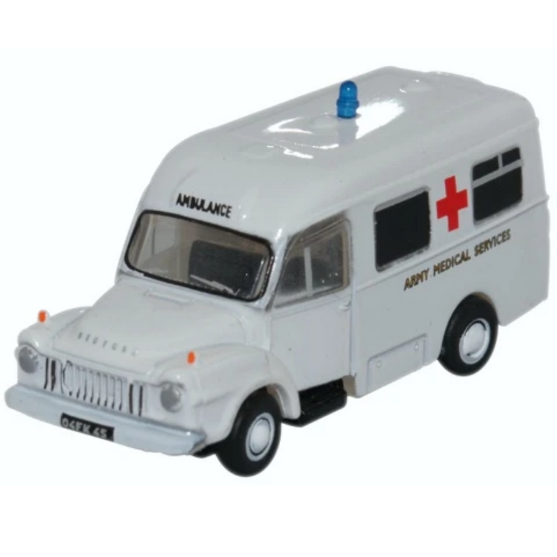 Oxford Diecast NBED006 Bedford J1 Ambulance Army Medical Services