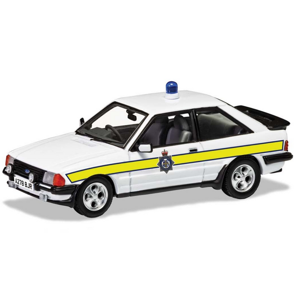 Corgi VA11012 Ford Escort Mk3 XR3i - Durham Constabulary