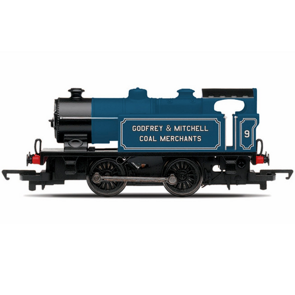 Hornby R3584 Ex-Industrial 0-4-0 Godfrey & Mitchell Coal Merchants