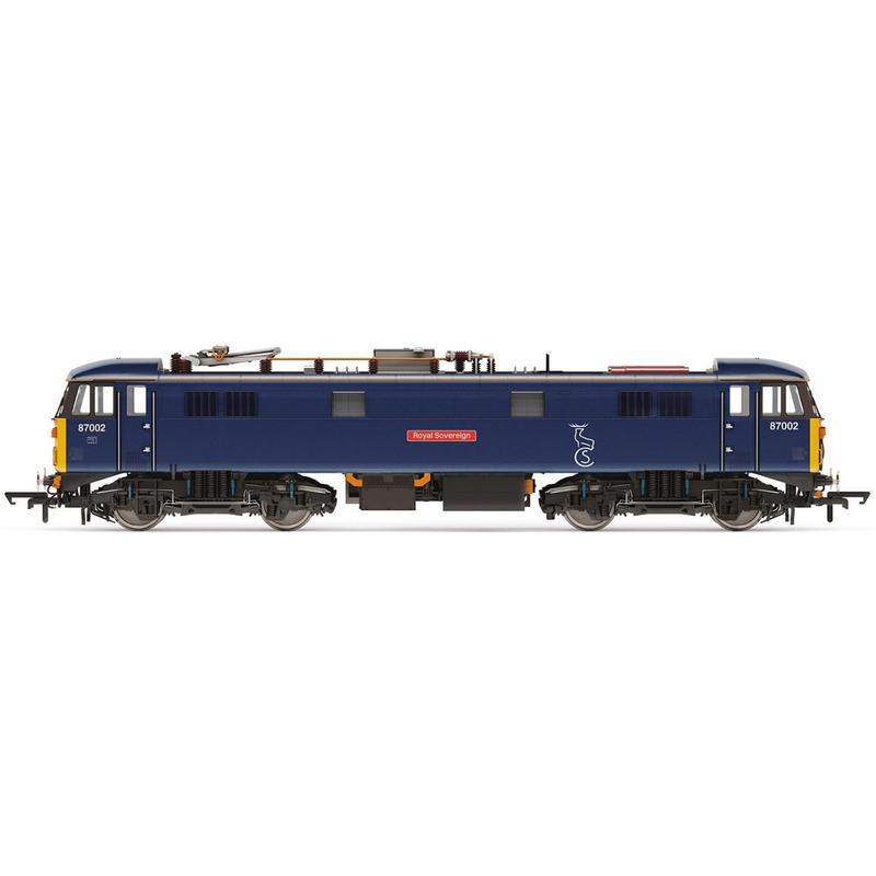 Hornby R3751 Caledonian Sleeper, Class 87, Bo-Bo, 87002 'Royal Sovereign'