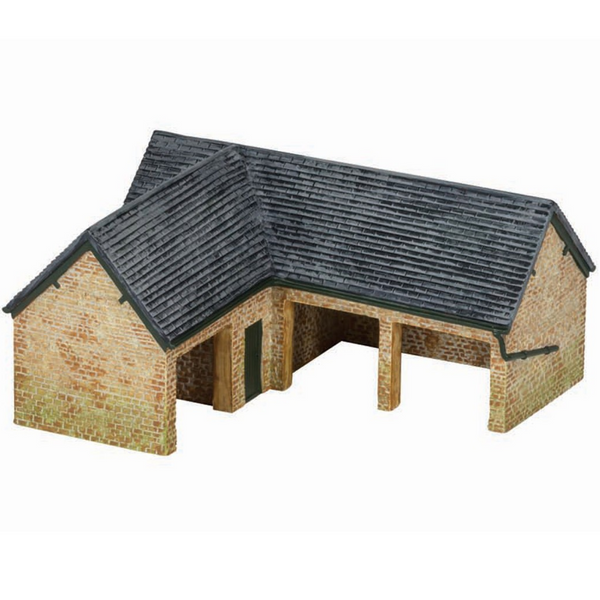 Hornby R9849 The Country Farm Outhouse