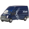 Oxford Diecast NFT028 Ford Transit MK5 High Roof Scotrail