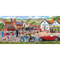 Gibsons Railroad Crossing Jigsaw Puzzle (636 Pieces)