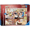 Ravensburger Happy Days at Work, The Waitress Jigsaw Puzzle (500 Pieces)