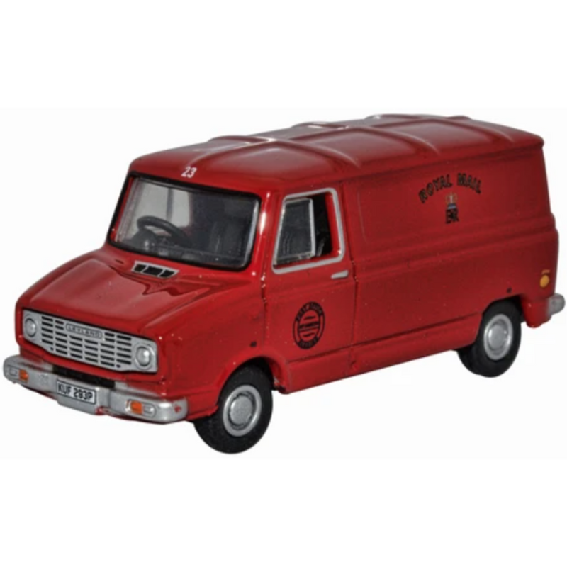 Oxford Diecast 76SHP011 Royal Mail Sherpa Van