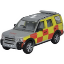 Oxford Diecast 76LRD005 Nottinghamshire Fire & Rescue Land Rover Discovery