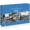 Gibsons Up Main & Down Loop Jigsaw Puzzle (2x 500 Pieces)