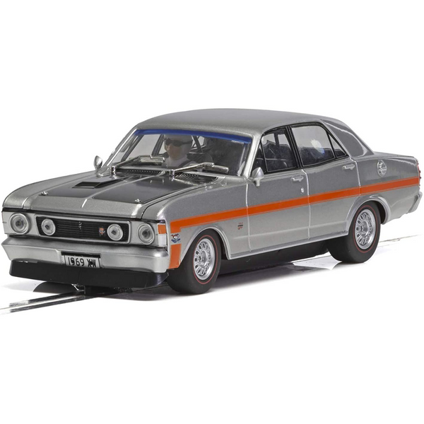 Scalextric C4037 Ford XW Falcon Silver Fox