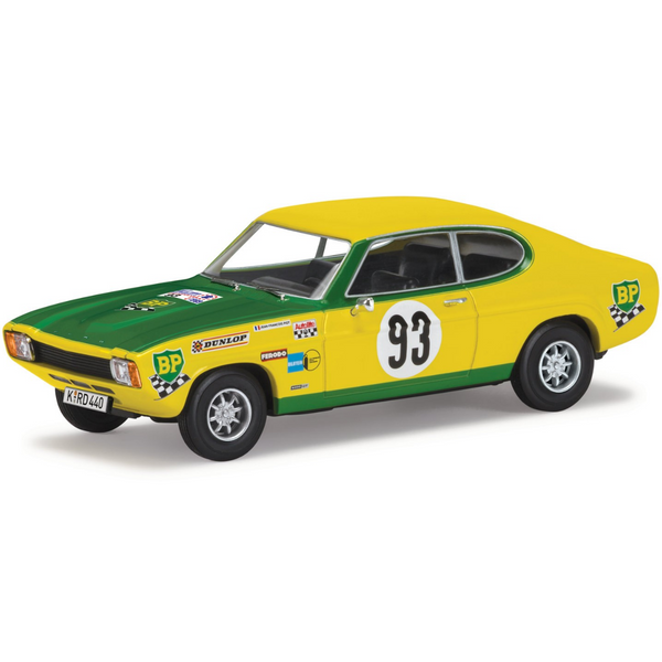 Corgi VA13312 Ford Capri 2300GT Mk1 1969 Tour de France Automobile