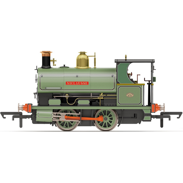 Hornby R3640 Peckett Willans and Robinson No. 882/1902