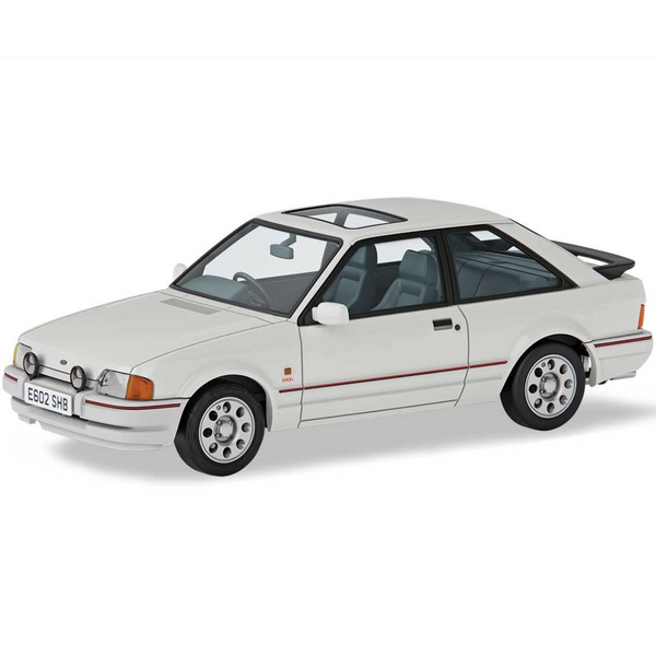 Corgi VA14300 Ford Escort Mk4 XR3i Diamond White