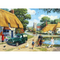 Kevin Walsh Nostalgia Village Postman Jigsaw Puzzle (1000 Pieces)